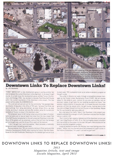 Downtown Links