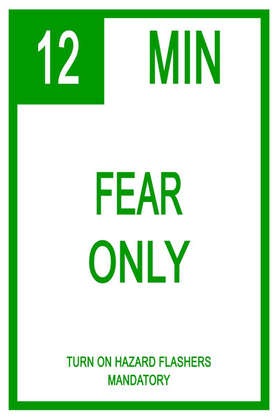 Fear Only